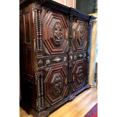 """""""cabinet de Malouinière"""" - Epoque Louis XIV"""
