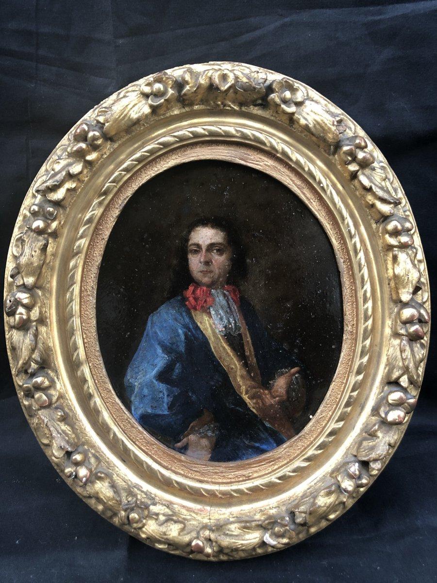 Portrait D'homme Lombard