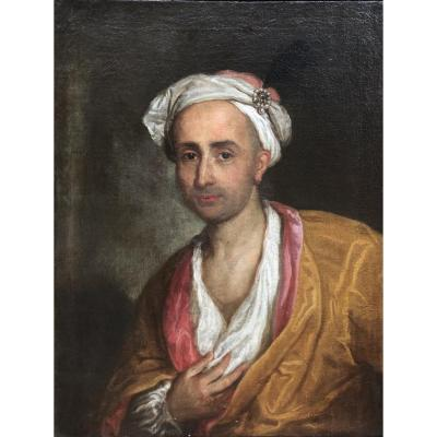 Portrait D'un Turc