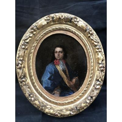 Portrait Of Lombard Man