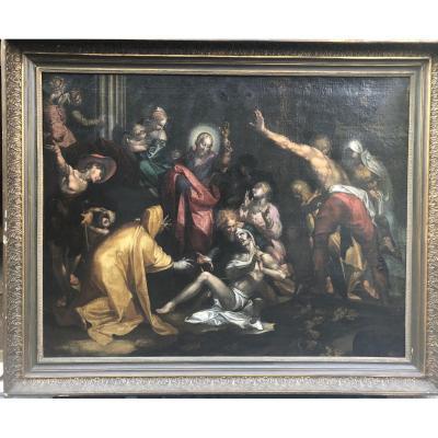 La résurrection de Saint lazare