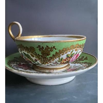 Fine Porcelain In Old Paris