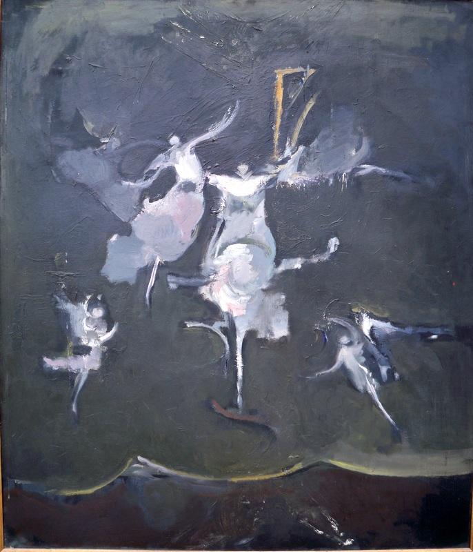 """""""La DANSE"""" par Alfred ABERDAM"""
