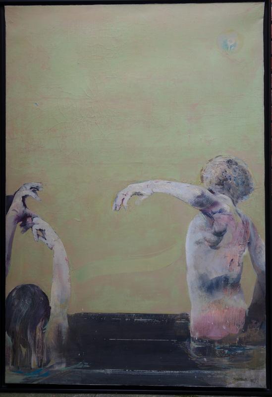"""""""Amore Nel Mare"""" par Giuseppe MARTINELLI ..1971/73"""