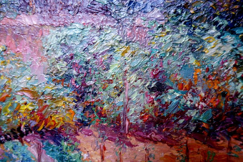 """Jardin Potager"" par Ferdinand SCOSSA vers 1920-photo-4"