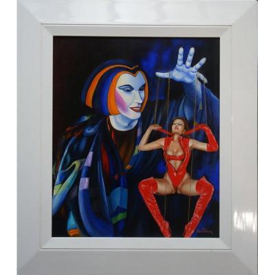 """""""Femme Objet"""" par Pascale MONTENAY ...1995"""