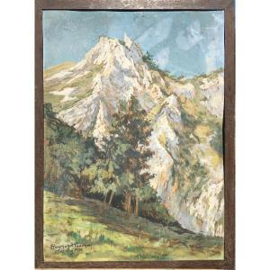 """""""Petit Pic des Pyrénées"""" par Raymond TOURNON...1930"""