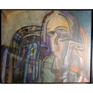 """""""ANGE """" par Paul RADULESCU ...1992"""
