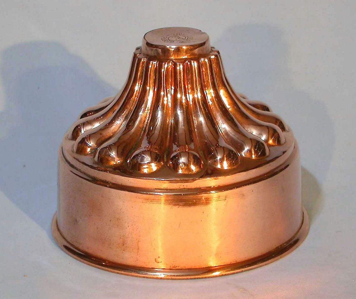 Trottier Copper Mold