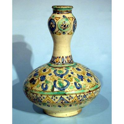 Earthenware Bottle - Morocco, Late 19th