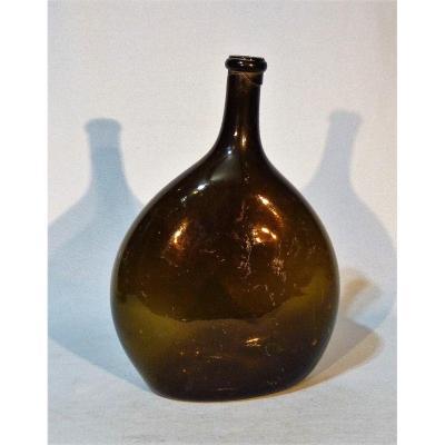 Glass Bottle - Provence, Late XVIIIth Century