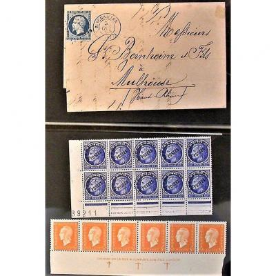 Philately - Stamps Collection