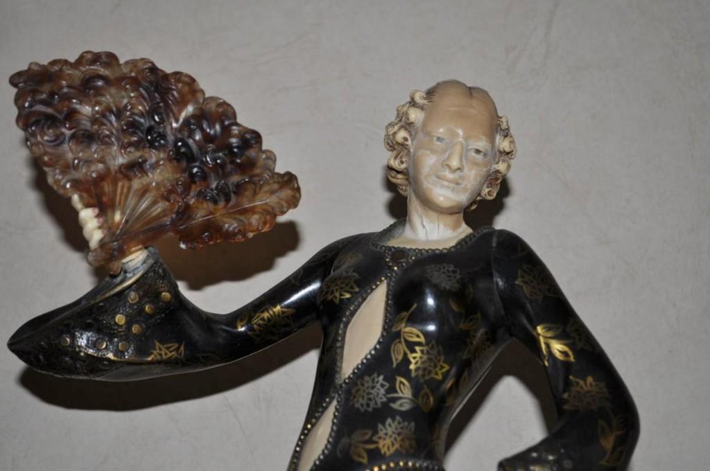 Georges Gori XXème, Sculpture Art Déco