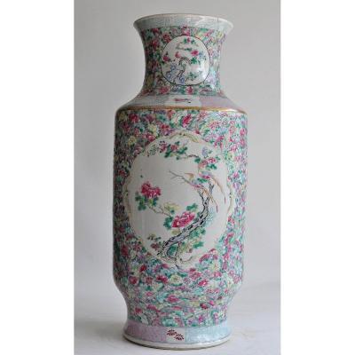 Vase Porcelaine De Chine - Circa 1800