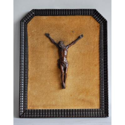 Christ In Carved Wood - France - 18 / 19th Century