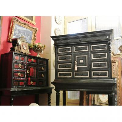 Multi-drawer Cabinet From Eighteenth With Os