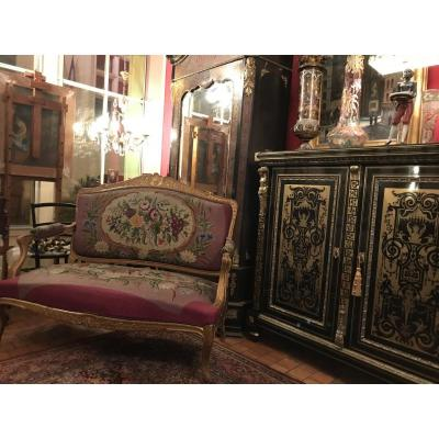 Boulle Marquetry Furniture / Louis XIV Wedding