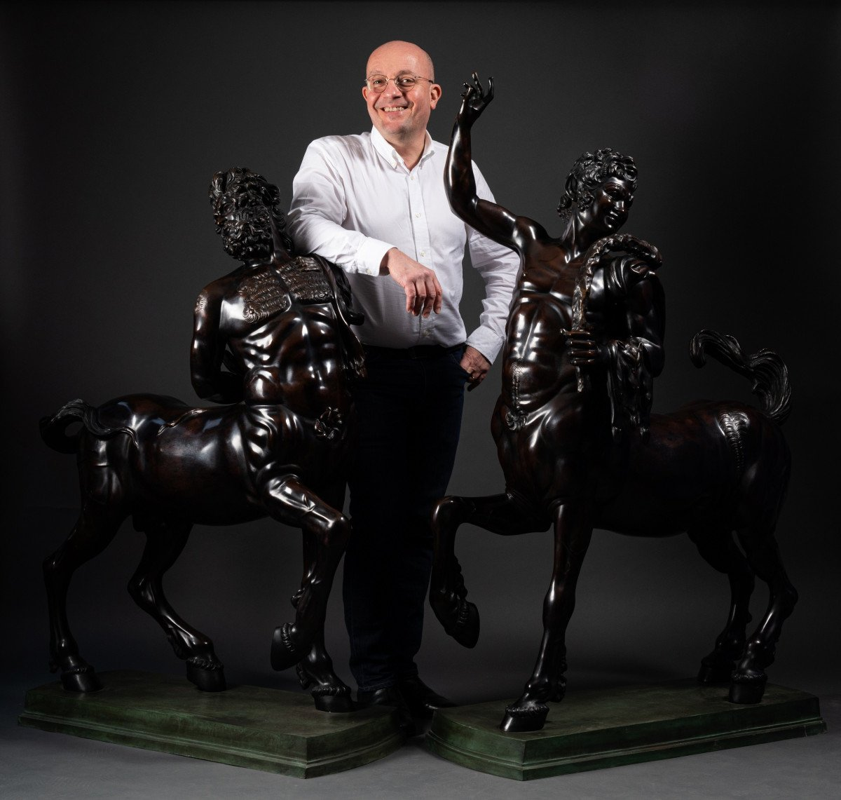 Centaures de Furietti – Ferdinando de Luca