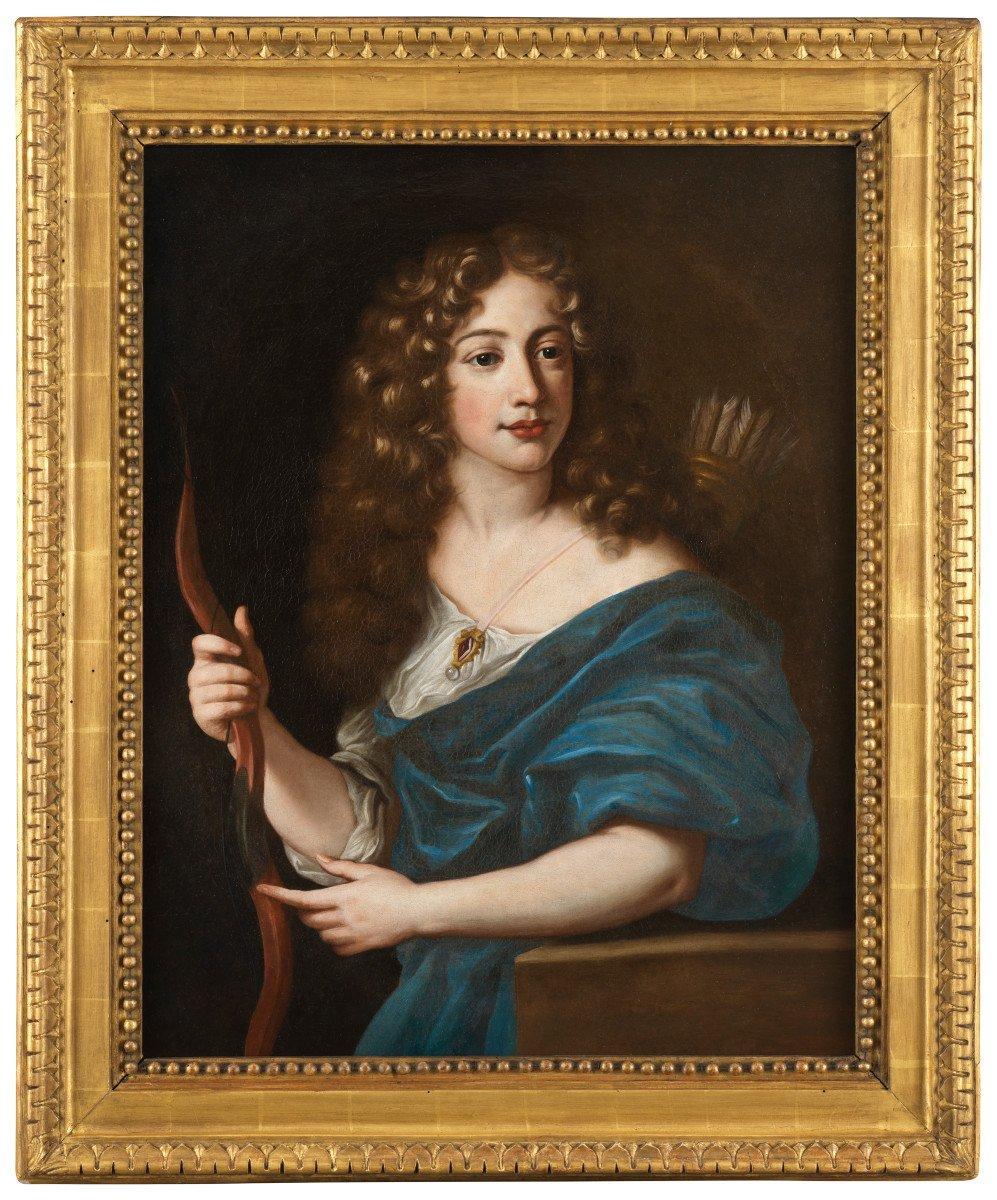 Victor-Amédée II de Savoie vers 1690 – Atelier d'Henri Gascard