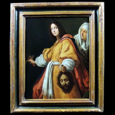 Judith et la tête d'Holopherne – Suiveur de Cristofano Allor