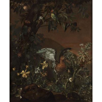 Undergrowth - Pieter Van Der Hulst IV (1651 - 1727)