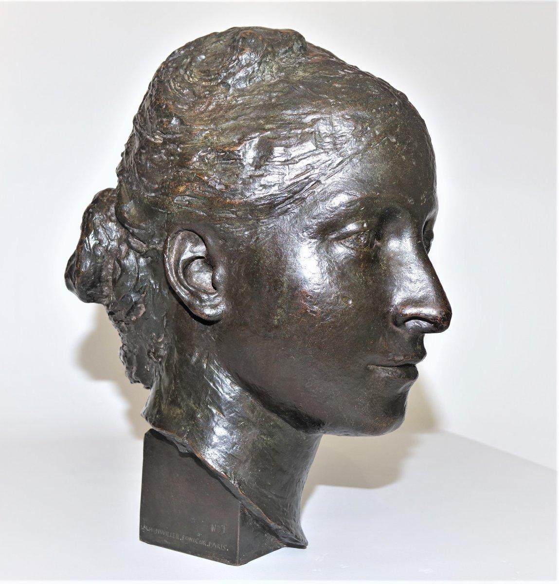 Antoine Bourdelle  Bronze