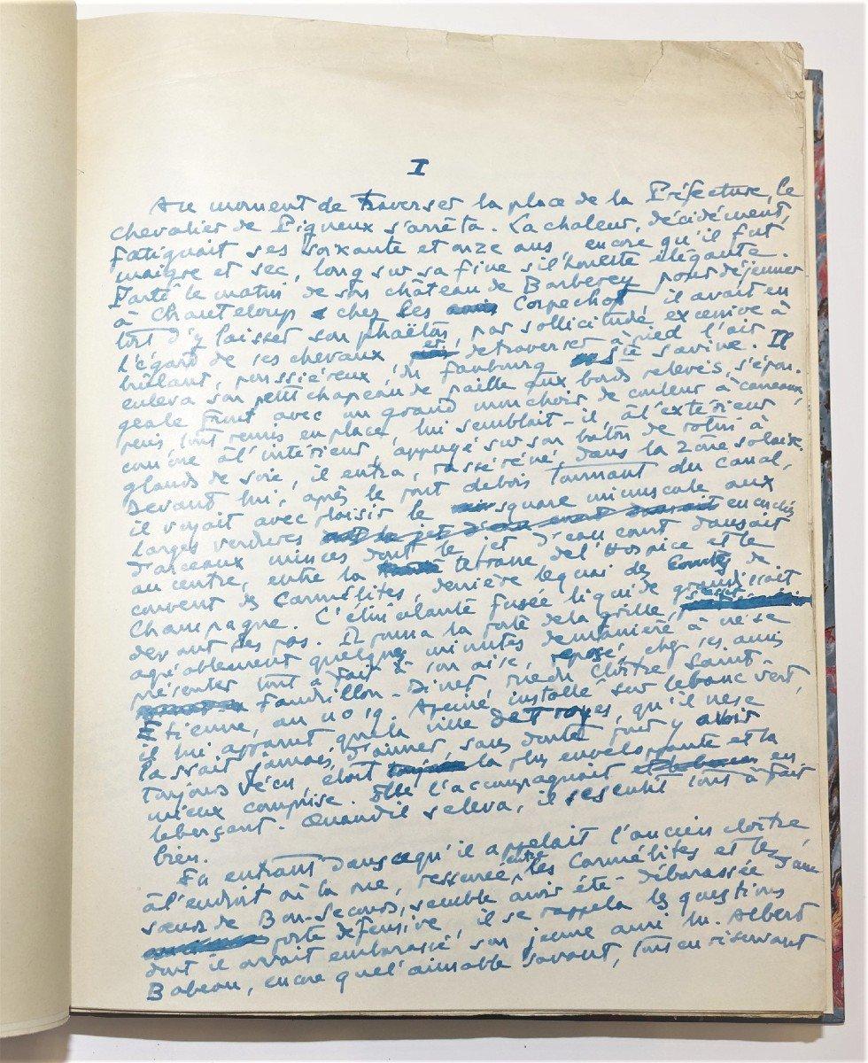 Freemasonry Manuscript A. Lebey 1928-photo-2