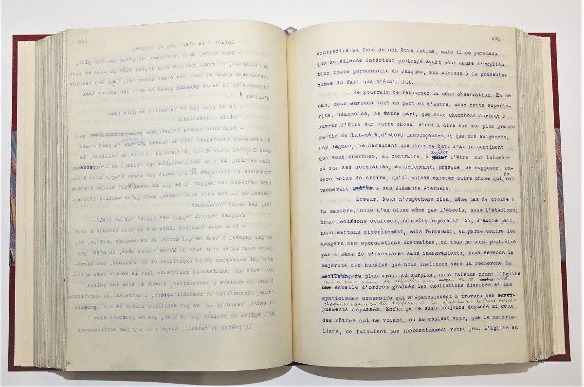 Freemasonry Manuscript A. Lebey 1928-photo-4