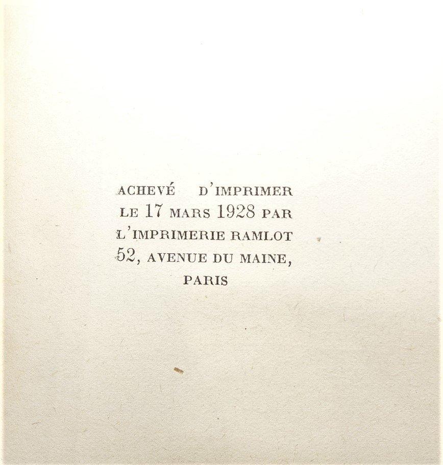Freemasonry Manuscript A. Lebey 1928-photo-8
