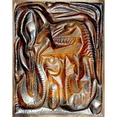 Sculpture, Wostan 1959, Decoration