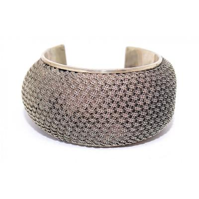 Bracelet Argent, Orient 20 ème