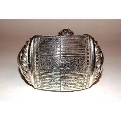 Silver Bracelet Sultanate Of Oman Early 20th
