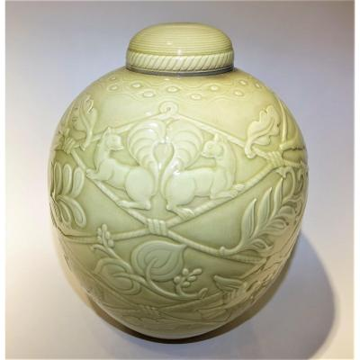<strong><em><u>NATIONAL MANUFACTURE of SEVRES </u></em><br />