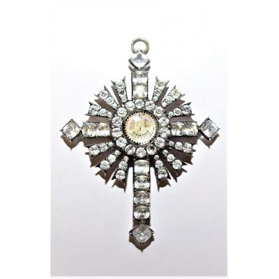 Freemasonry,  Rose Croix  Jewel Early 19th