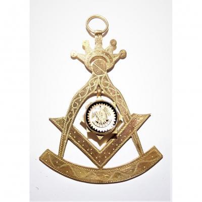 Freemasonry, Rose Croix Jewel, 1850