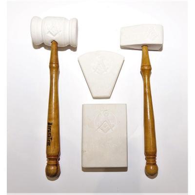 Freemasonry Box Mallets