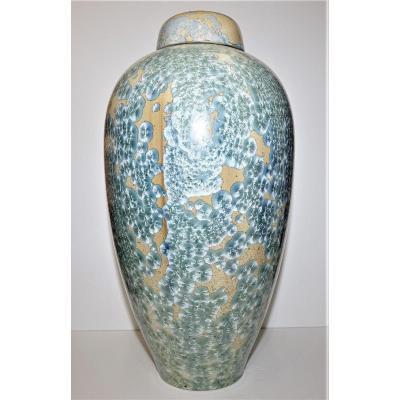 National Manufacture Of Sevres Important Vase 1925