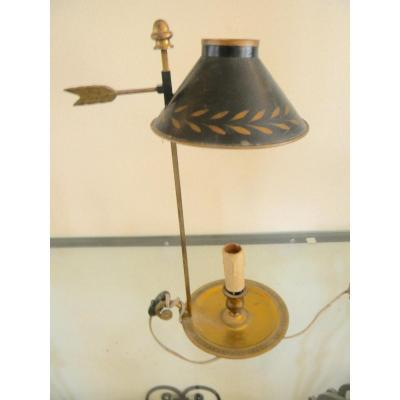 Hot Water Bottle Lamp 19th Century