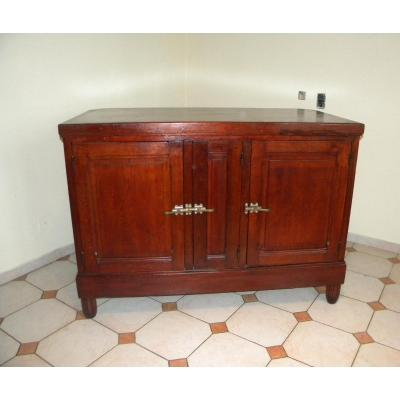 Former Bar / Cooler Mahogany