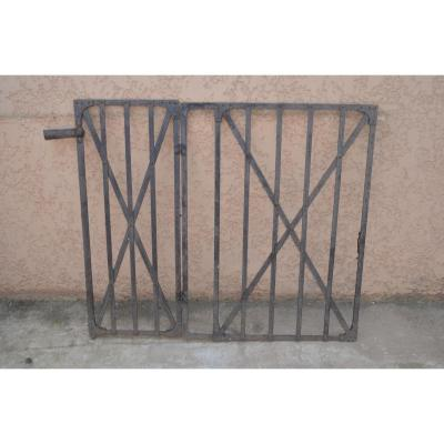 Wrought Iron Gates 18th Century