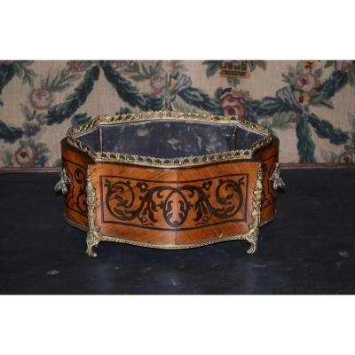 Planter Inlaid Early Nineteenth Century