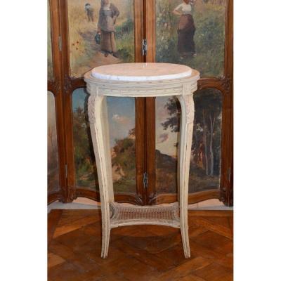 Sellette De Style Louis XVI époque Fin 19eme Siècle