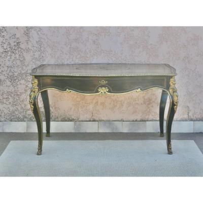Grande Table De Salon d'époque Napoléon III