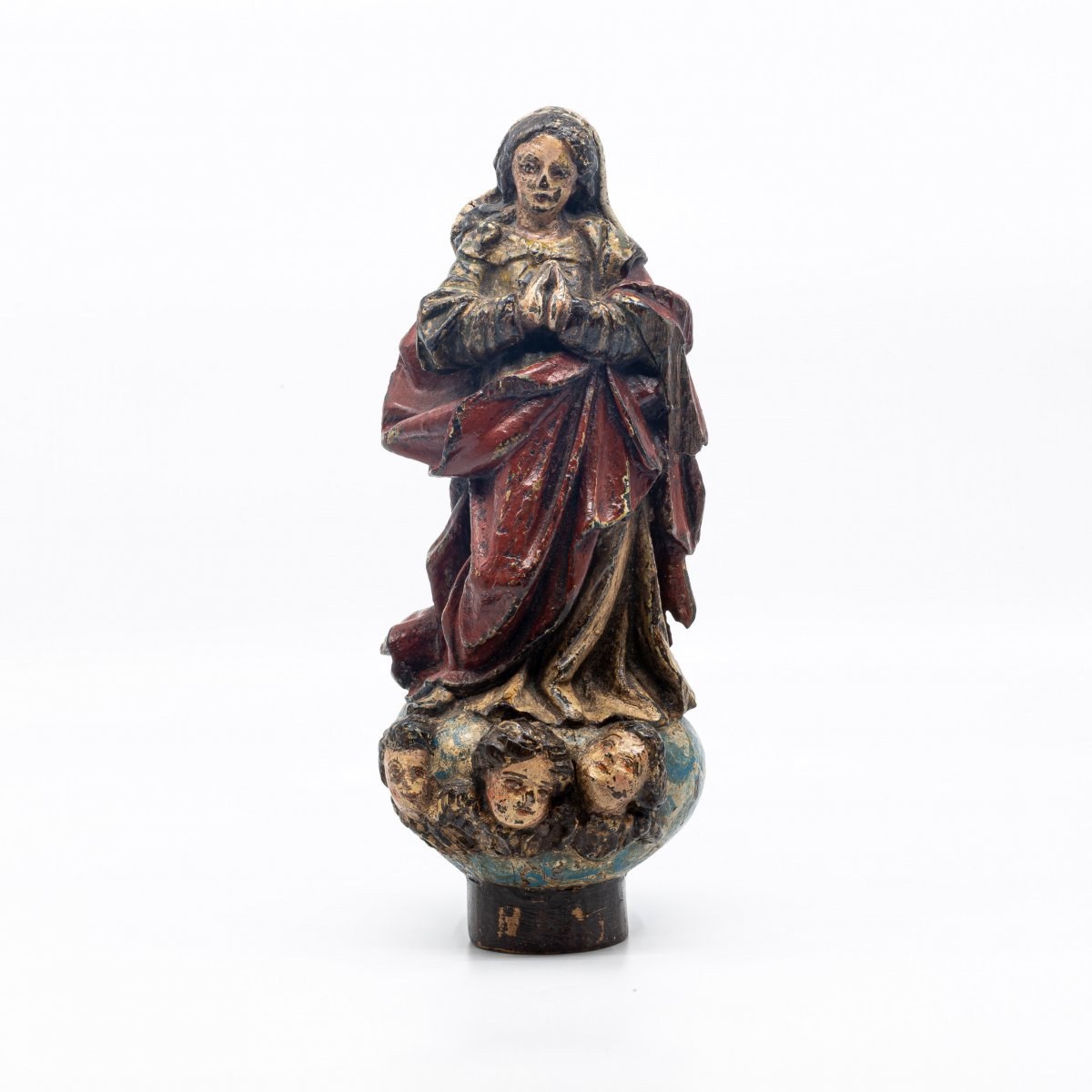 Carved Wood - Spain - 18th Century