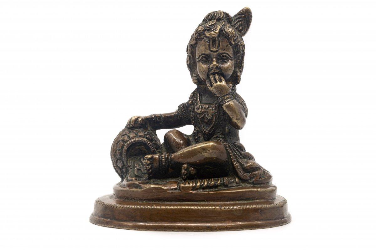 Bronze Representative Perhaps The Allegory Of Water - 18th Century