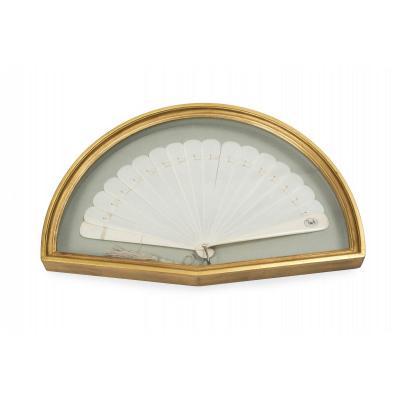 0053 / Ivory Fan