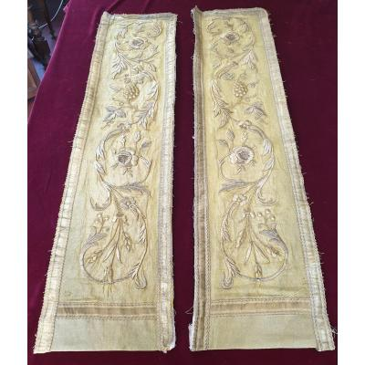 Embroidery Panels