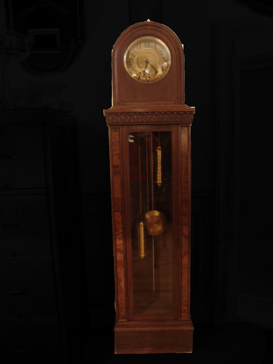 Horloge Divina Gong, Allemagne, Années 1910