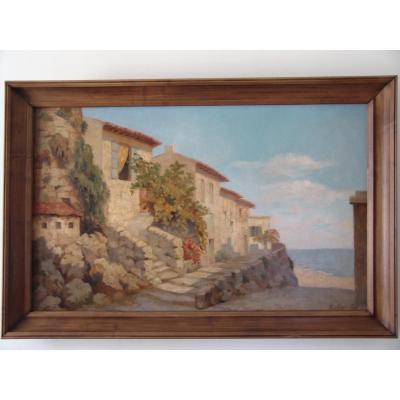 René Printemps, Paysage Du Midi