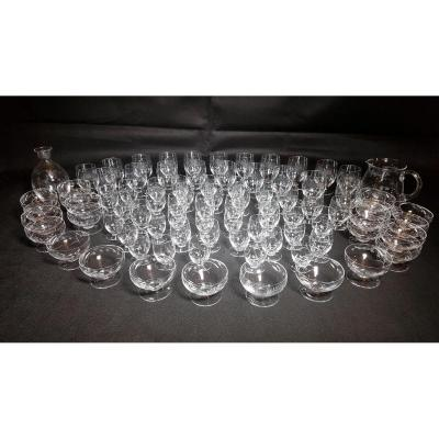 Glass Service 86 Pieces